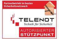 Linkt zur Telenot - Website