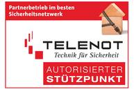 Linkt zur Telenot - Website
